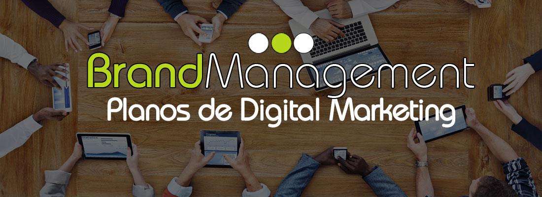 Brand Management Brasil - Nossos Plano de Marketing Digital