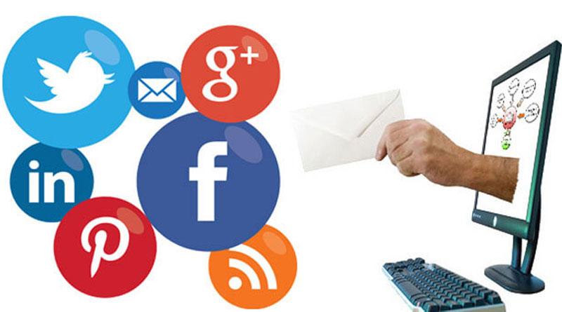 5 Maneiras de Usar As Mídias Sociais Para Impulsionar Sua Estratégia de E-mail Marketing