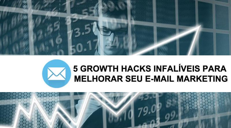 5 Growth Hacks Infalíveis Para Melhorar Seu E-mail Marketing - Brand Management Brasil